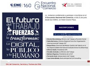 6to ENCUENTRO NACIONAL DEL COMERCIO