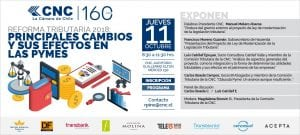 SEMINARIO REFORMA TRIBUTARIA 2018: PRINCIPALES CAMBIOS Y SUS EFECTOS EN LAS PYMES