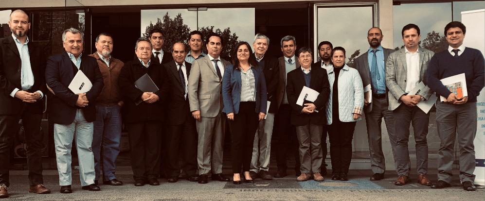 Otic del Comercio es invitada a confirmar de manera permanente el Consejo Asesor Empresarial de la Facultad de Ingeniería de la Universidad Central de Chile.