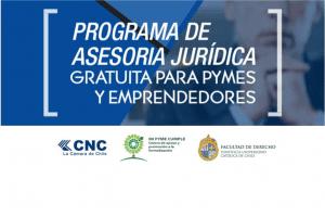 Programa de Asesoría Jurídica Gratuita para Pymes y Emprendedores