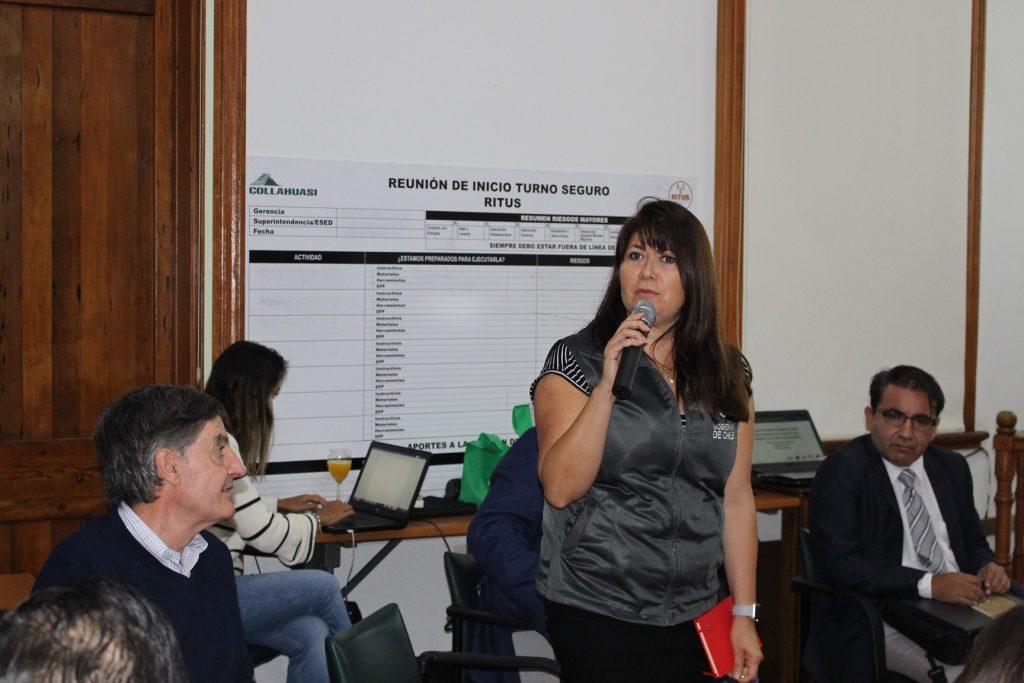 Reconversión laboral y digitalización reunió a representantes de la CUT, CNC y el Gobierno en Iquique