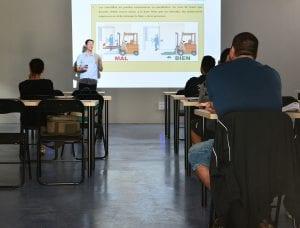 Empresas Chilenas por debajo de los estándares internacionales en capacitación