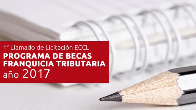 1er. Llamado Licitación BFT ECCL año 2017